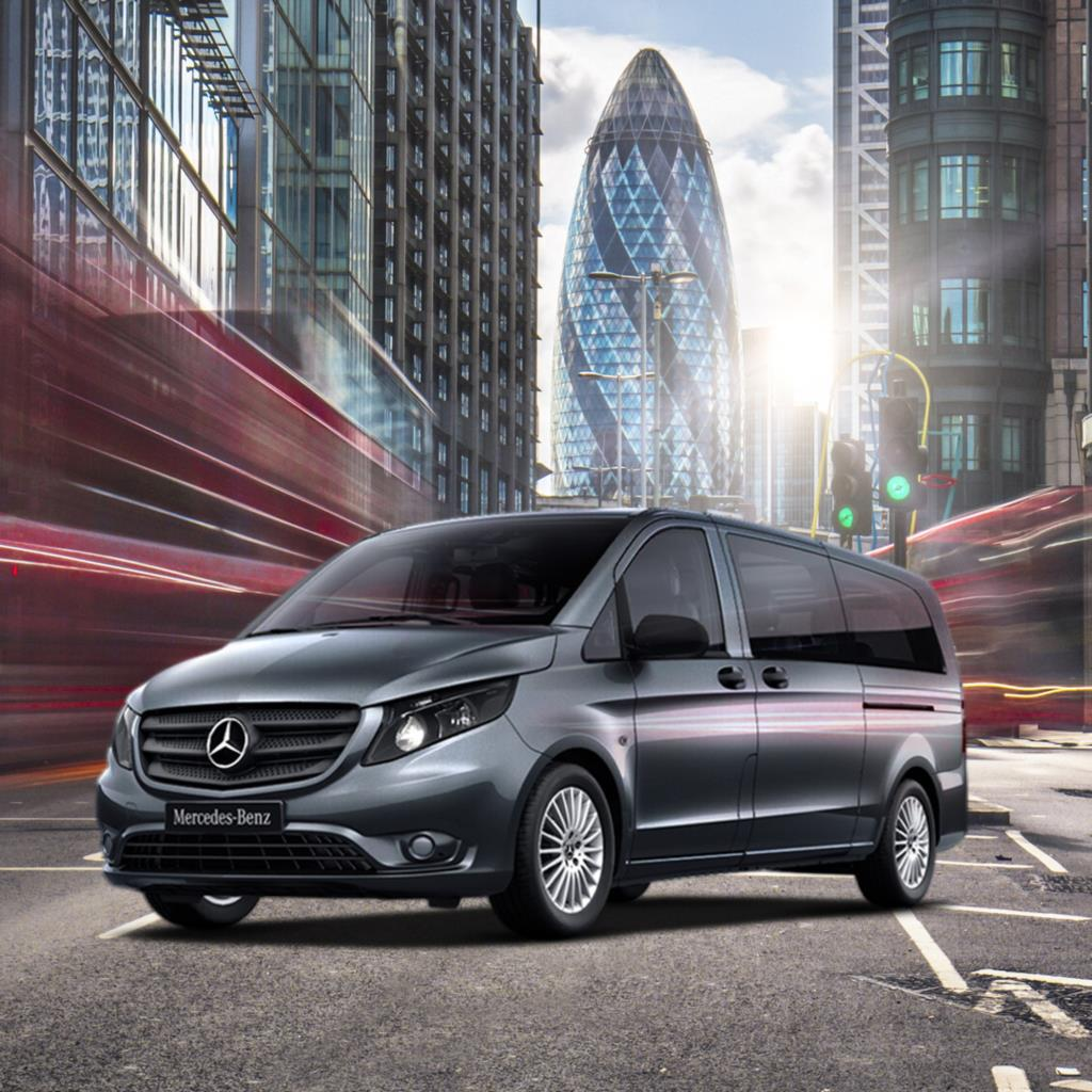The Mercedes-Benz Vito Tourer, from £299* a month