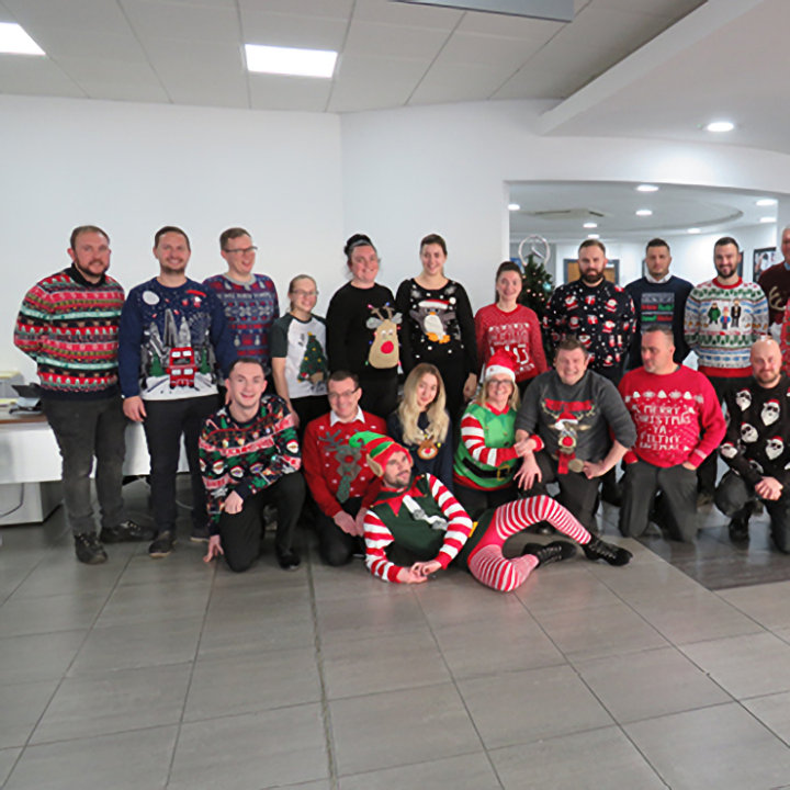 Christmas Jumper Day: image