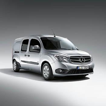 The Mercedes Benz Citan Crew Midlands Truck Amp Van