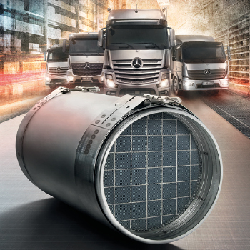 Diesel Particulate Filters from £299 + Vat