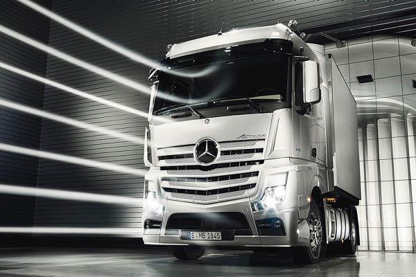 Mercedes-Benz Actros - Midlands Truck & Van