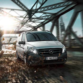 Mercedes-Benz Vito Panel - Midlands Truck & Van
